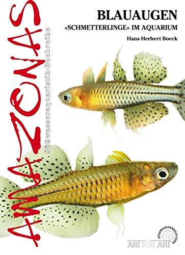 "Blauaugen: ""Schmetterlinge"" im Aquarium (Amazonas: Süßwasseraquaristik-Buchreihe)"