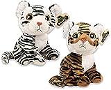 Peluche Tiger Sam, número de referencia 35164 by Dinotoys