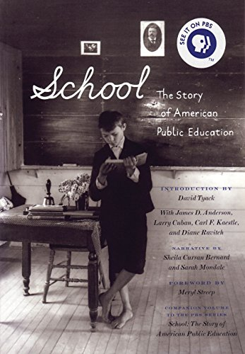 Compare Textbook Prices for School: The Story of American Public Education Illustrated Edition ISBN 9780807042212 by Mondale, Sarah