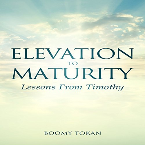 Elevation to Maturity audiobook cover art