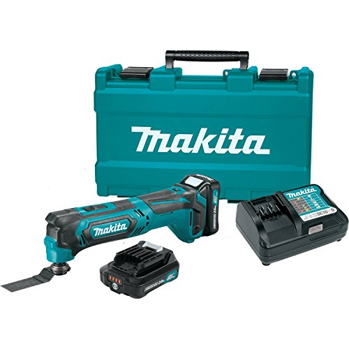 %12 OFF! Makita MT01R1 12V CXT Lithium-Ion Cordless Multi-Tool Kit