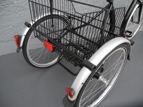 Halter Buchse für Dreirad Schutzblech Korb Mifa Ruhrwerk BBF Kynast