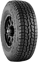 Proven tread pattern designed for performance in on and off-road Aggressive stepped tread block designed for maximum on and off-road traction Sipping and groove design enhance traction by creating more gripping and biting edges Reduced road noise and...