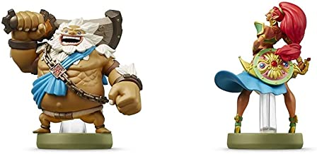 $31 » Amiibo - Daruk (Zelda Breath of The Wild) & Amiibo - Urbosa (Zelda Breath of The Wild)