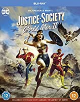 Justice Society: World War II [Blu-ray] [2021] [Region Free]
