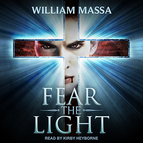 Fear the Light audiobook cover art