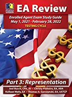 PassKey Learning Systems EA Review Part 3 Representation, Enrolled Agent Study Guide: May 1, 2021-February 28, 2022 Testing Cycle