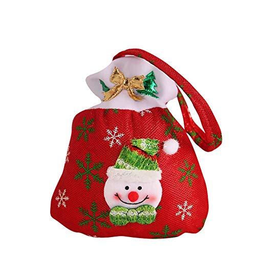 thematys Bolsas Rellenar Diferentes diseños decoración navideña (2)
