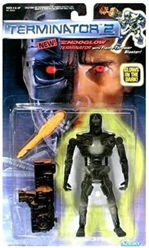 Terminator 2 Endoglow Terminator Action Figure by Tonka