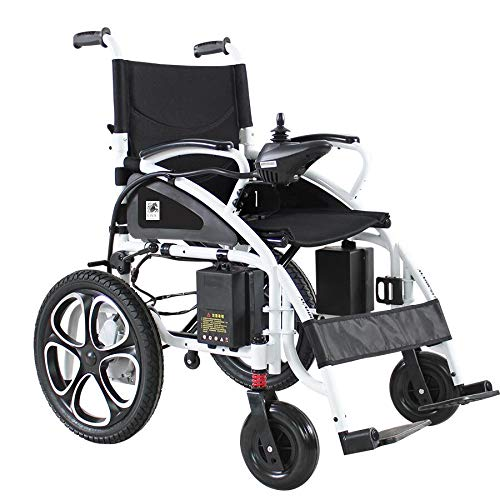 Electric Wheelchair by KWK - Free DELIVERY & Free Return from UK - 2 Years Warranty - VAT Relief Available
