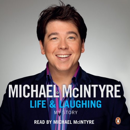 Life and Laughing audiobook cover art