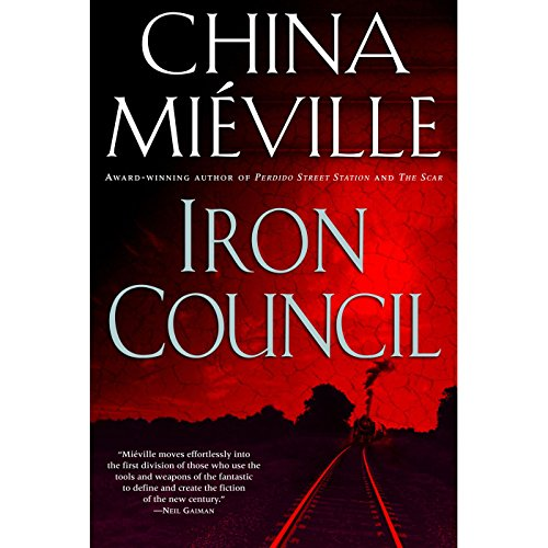 Couverture de Iron Council