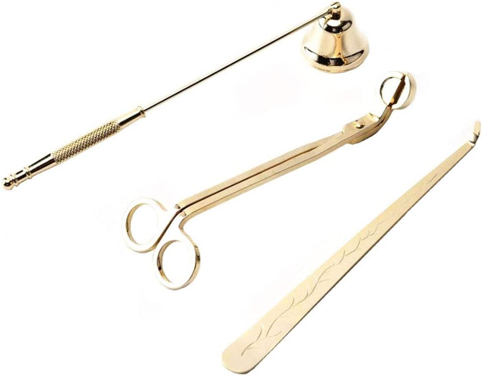 cheap Candle Accessory Set Wick Trimmer Dipper Ranking TOP5 C Snuffer