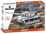world war 2 german tanks - COBI World of Tanks Leopard I Tank
