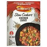 Schwartz Slow Cookers Chicken Curry 40g
