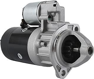 DB Electrical SBO0091 New Starter For Deutz Khd Vermeer 3550 Trencher, Gehl Skid Steer Sl5635 Sl6635 Deutz Bf4M1011F Dsl, Thomas Equipment Skid Steer T243, Engine-Marine 95-On B0001109370 B0001218772