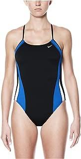 Poly Color Surge Women Swim Performance Cut Out One Piece