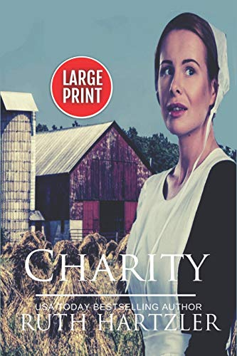 Charity LARGE PRINT (The Amish Buggy Horse, Band 3)