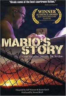 Mario's Story [DVD] [Import]