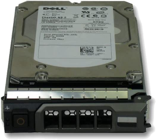 YP778 - DELL ENTERPRISE CLASS 300GB 15K SAS 3.5in 3Gbps 16MB CACHE HARD DRIVE W/TRAY F9541 COMPATIBLE WITH PowerEdge R900 R905 1900 1950 2900 2950 2970 MD1000 MD3000 MD3000i (Renewed)
