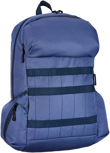 AmazonBasics Canvas Laptop Backpack Bag for up to 15 Inch Laptops - Graphite
