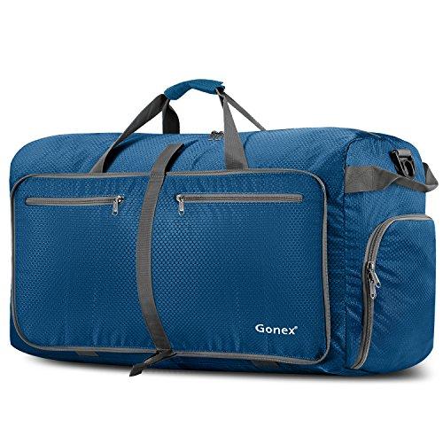 Bolsa de viaje grande y plegable de Gonex