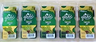 30 Glade Timeless Joy Sparkling Spruce Pine Wax Melts Limited Edition OIL WARMER 5 - 6PACKS