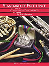 W21TP - Standard of Excellence Book 1 Trumpet - Book Only