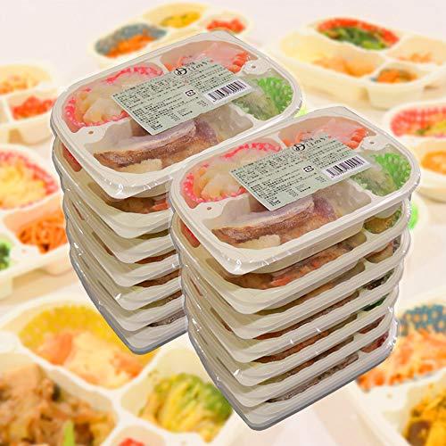 みしまの御膳ほのか たんぱく調整食(冷凍弁当)低たんぱく 塩分調整 冷凍食品 14食セット