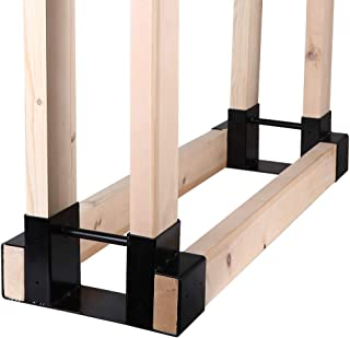 Best decorative outdoor firewood rack Reviews