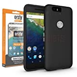 Orzly Coque Prime Armor Renforcée HD - Double Couche + Anti-Scratch pour Huawei...