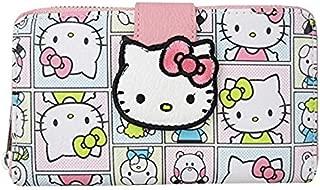 x Hello Kitty Telephone Zip-Around Wallet