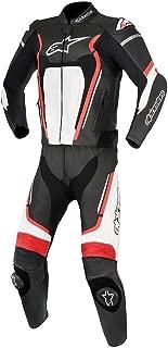 Alpinestars Motegi v2 Leather Two-Piece Suit (46) (Black/Red/White)