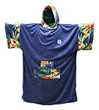madness After surf Poncho Men AZT002