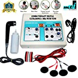 PHYSIOTREX® Physio Solutions ElectroTherapy | Physiotherapy machine | Combo Ultrasonic | Ultrasound