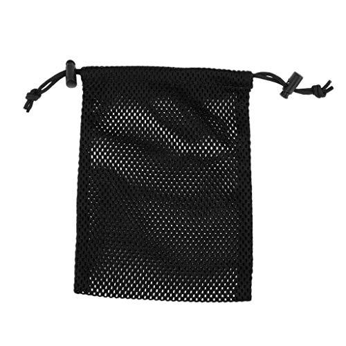 Toygogo Scuba Tauchen SMB Oberfläche Marker Boje Halter Speicherträger Kordelzug