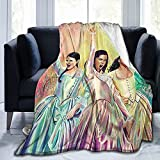 Musical Hamilton Throw Blankets Flannel Ultra-Soft Micro Fleece Blanket 50'X40',for Bedding,Couch,Sofa,Bed,Warm FNAF Throw Blanket for Kids Room A Great Gift Decorations