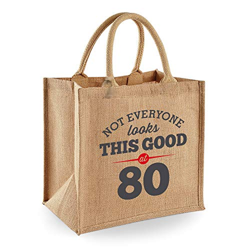 Not Everyone Looks This Good at 80 Shopping Tote