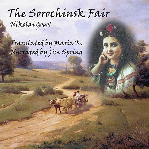 The Sorochinsk Fair audiobook cover art