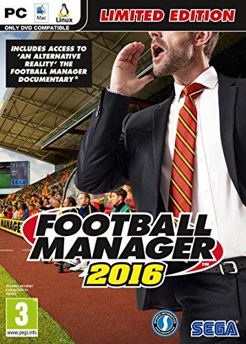 Football Manager 2016 [Importación Inglesa]
