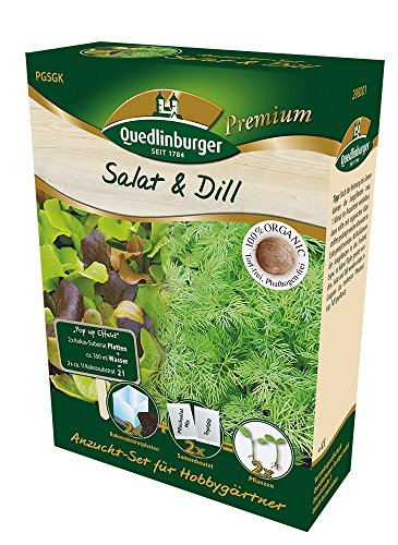"Anzuchtset\""Salat & Dill\"",1 Set"