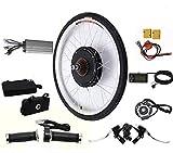 DIFU, kit di conversione per bicicletta elettrica da 26 pollici, kit di conversione per bici elettrica, 36 V, 250 W, mozzo motore senza spazzole