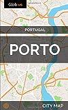 Porto, Portugal - City Map [Idioma Inglés]