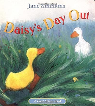 Daisys Day Out (American Casebooks) by Jane Simmons (2000-02-01)
