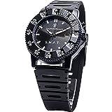 スミス&ウェッソン S&W スワット(SWAT) ミリタリーウォッチ 腕時計 SW45 ラバーバンド