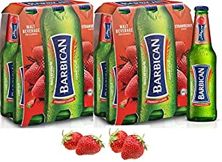 barbican drink strawberry