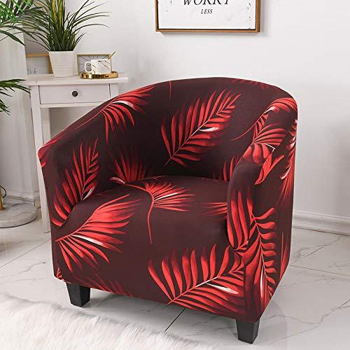 Suuki Sesselhusse,Sessel Überzug,Couch Husse für Cocktailsessel,Schonbezüge für Druckwannenstühle,Super Soft Tub Chair Protector,Sofabezug aus elastischem Sessel,staubdichte Bezüge-15#