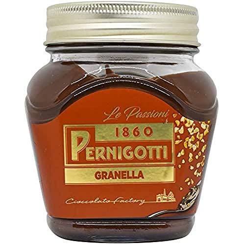 Pernigotti Crema Granella Spalmabile senza Glutine, 350g