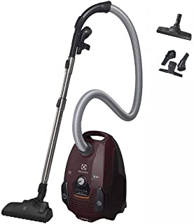 Electrolux ESP754BD 500 W - Aspiradora (500 W, Aspiradora cilíndrica, Secar, Bolsa para el polvo, Filtro higiénico, Filtrado): Amazon.es: Hogar