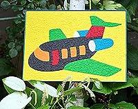 教育玩具 知育玩具 パズル ローリー知能開発玩具  エアプレーン 知育